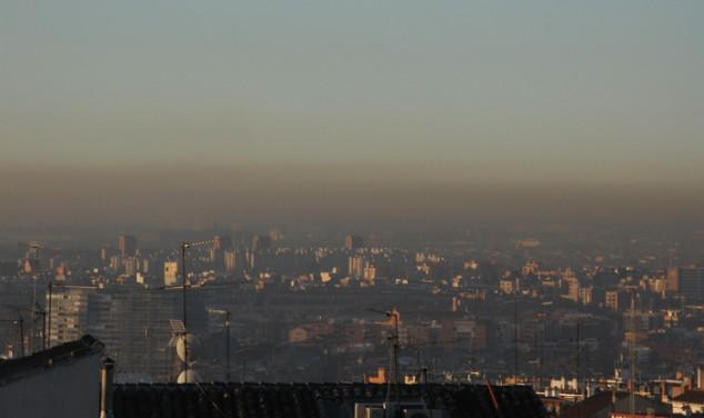Desplome de la contaminación tras la primera semana de confinamiento - SoyMotor.com