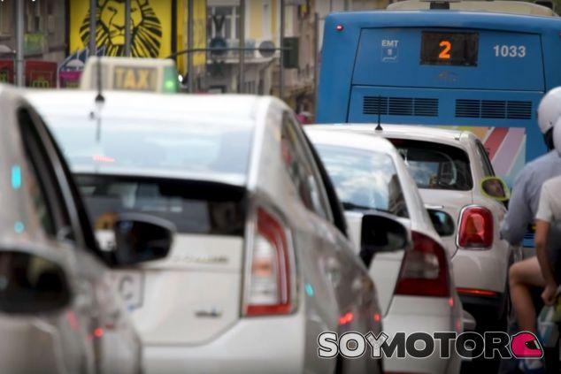 Contaminación Madrid - SoyMotor.com
