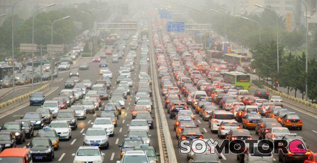 Los coches del futuro limitarán sus emisiones según la contaminación - SoyMotor.com