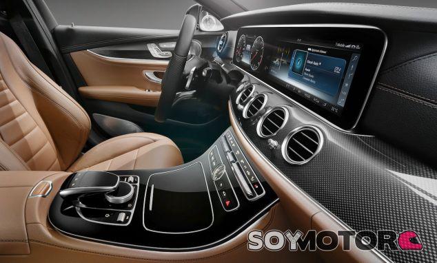 Continental Dual Display en el nuevo Mercedes Clase E - SoyMotor.com