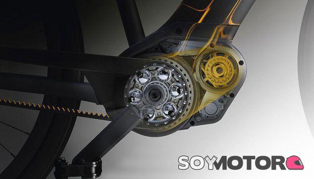 Continental presenta un motor eléctrico de 48v para bicicletas - SoyMotor.com