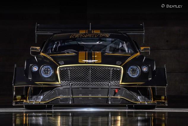 Bentley Continental GT3 Pikes Peak, al asalto de las nubes - SoyMotor.com