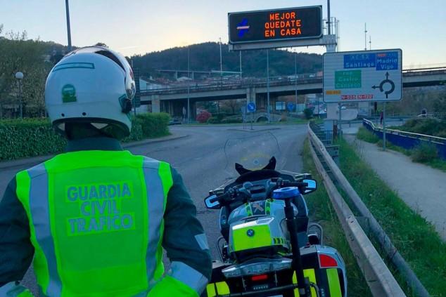 Controles de carretera: éstas son las multas en el estado de alarma - SoyMotor.com