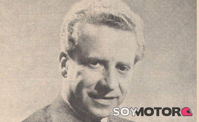 John Coombs en 1955