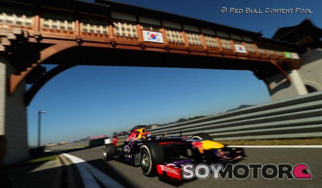 GP de Corea, ¿una forma de recuperar el quinto motor para 2015?