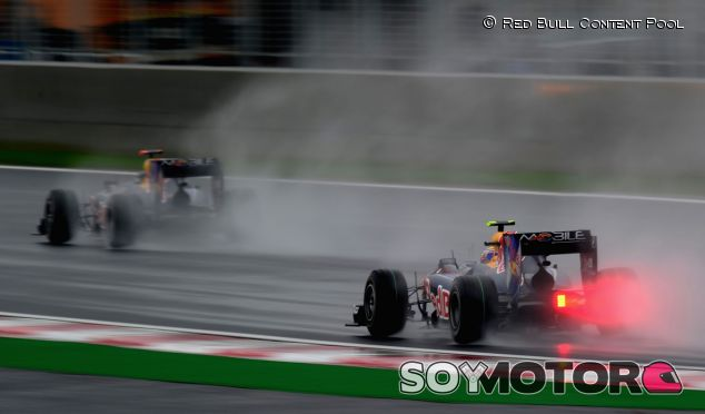 GP de Corea 2010 bajo la lluvia - LaF1
