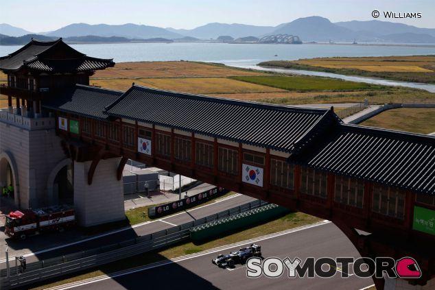 Circuito de Yeongam - LaF1