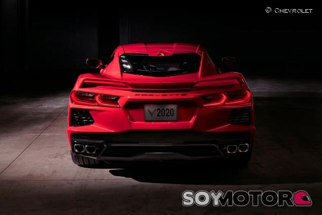 Corvette C8 Stingray - SoyMotor.com