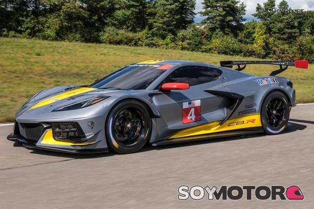 Corvette C8.R - SoyMotor.com