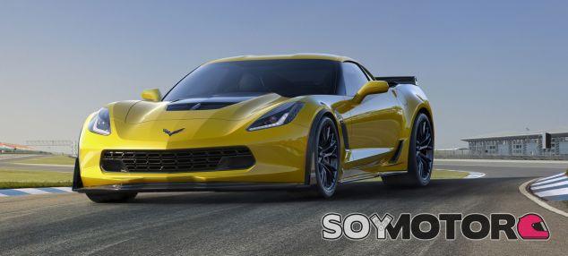Chevrolet Corvette Z06 - SoyMotor.com
