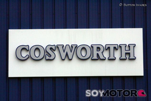 Logo de Cosworth -SoyMotor.com