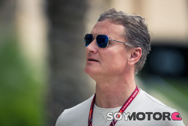 David Coulthard en Sakhir - SoyMotor.com
