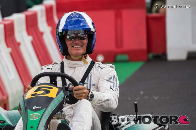David Coulthard en Monza - SoyMotor.com