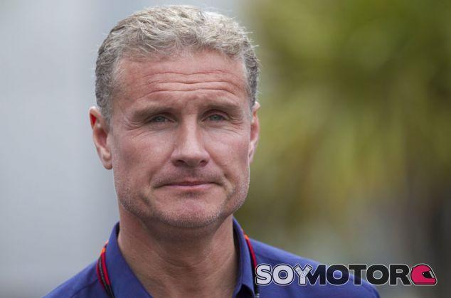 "Coulthard: ""El instinto maternal limita a las mujeres en F1"" - SoyMotor"
