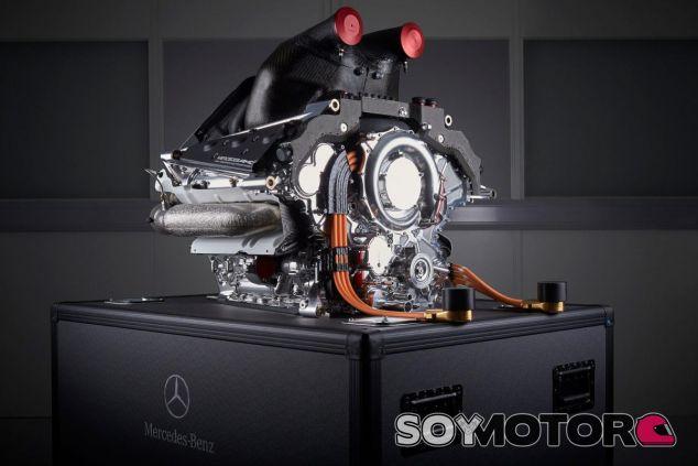 Andy Cowell está orgulloso de la decisión que tomaron en Mercedes sobre el motor - LaF1