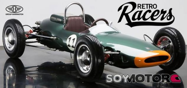 Harrington Retro Racers - SoyMotor.com