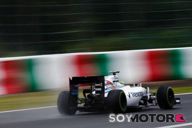 Felipe Massa, con intermedios - LaF1