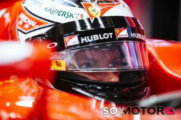 Räikkönen asegura que el objetivo de hoy era el mismo que el de otros viernes - LaF1