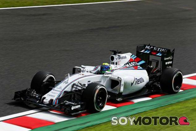 Massa saldrá quinto - LaF1