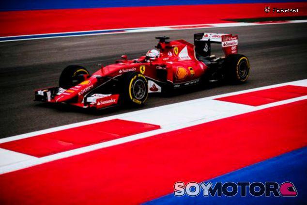 Vettel saldrá cuarto en la carrera del GP de Rusia - LaF1