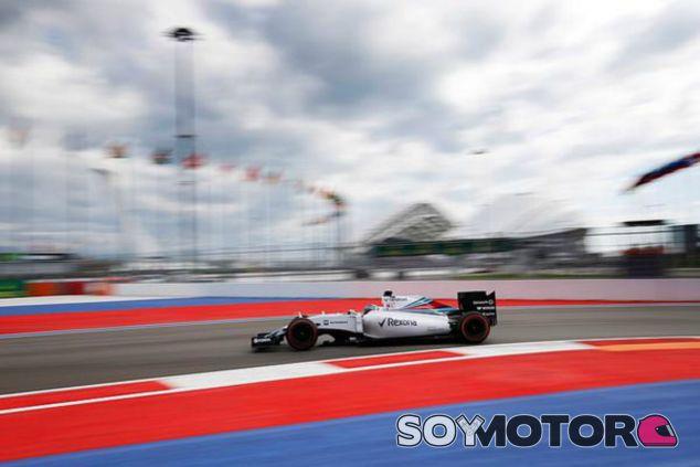 Bottas saldrá por delante de los dos Ferrari - LaF1