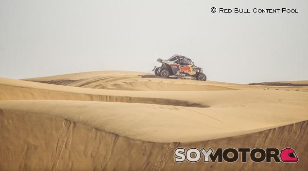 Demostración de ritmo de Cristina Gutiérrez, aún líder en la categoría T3 - SoyMotor.com