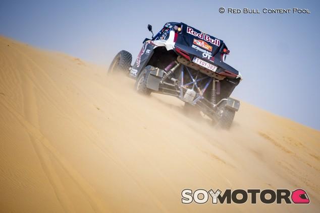 Una avería deja KO a Cristina Gutiérrez en el Dakar 2021 - SoyMotor.com