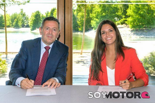 Cristina guti rrez embajadora del programa 39 vial fun 39 de - Jefatura provincial de trafico de santander ...