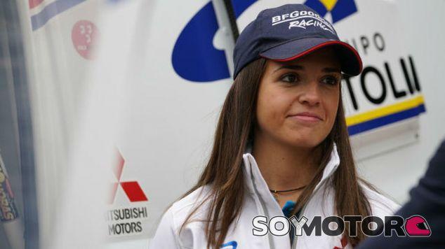 Cristina Gutiérrez – SoyMotor.com