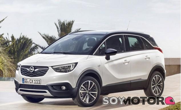 Opel Crossland X - SoyMotor