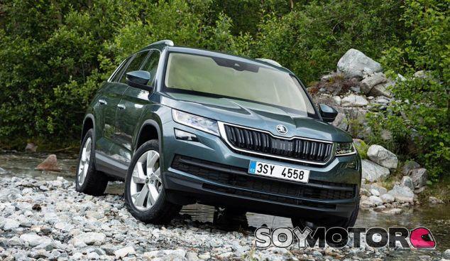 El Skoda Kodiaq abre las puertas del segmento de los SUV para la marca checa - SoyMotor