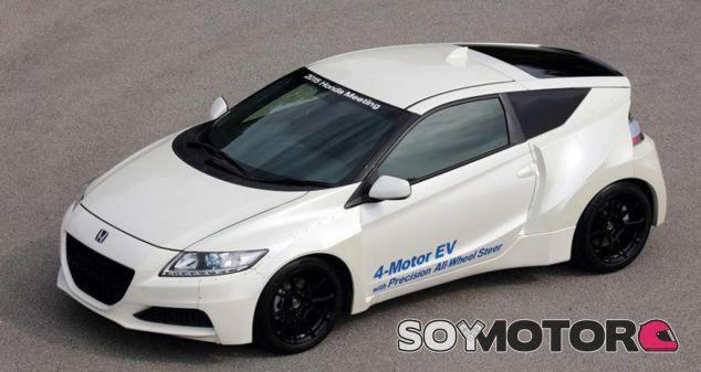 El proyecto del deportivo 100% eléctrico de Honda está muy avanzado - SoyMotor