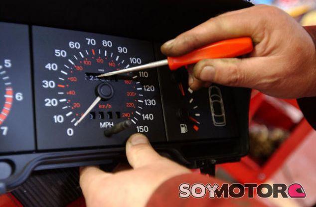 Cuentakilómetros - SoyMotor.com