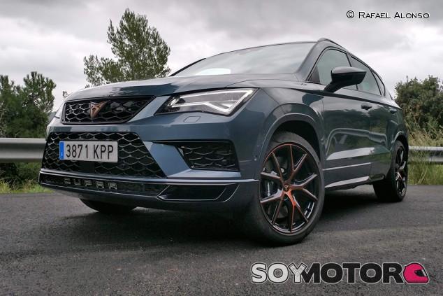 Cupra Ateca 2019, primera prueba: lobo con piel de SUV - SoyMotor.com