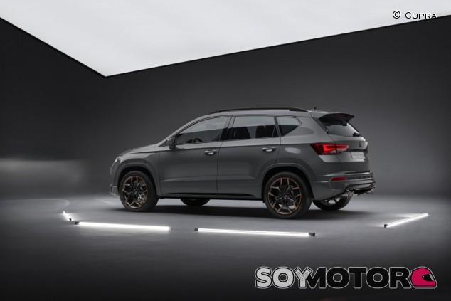 Cupra Ateca Special Edition: más distinción y deportividad en formato SUV - SoyMotor.com