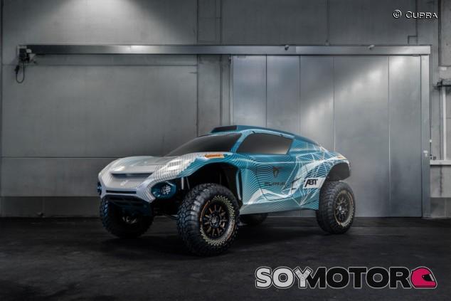 Cupra, primera marca que se apunta a la Extreme E - SoyMotor.com
