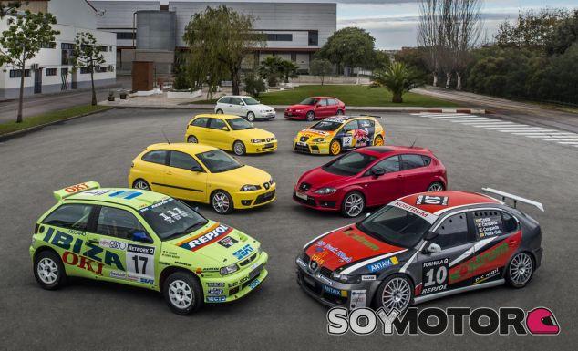 Toda la gama Cupra en una sola foto, incluidas las versiones de competición - SoyMotor