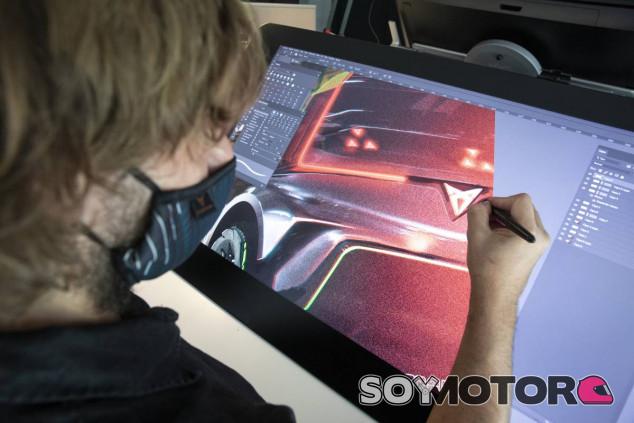 Diseño del Cupra UrbanRebel Concept - SoyMotor.com