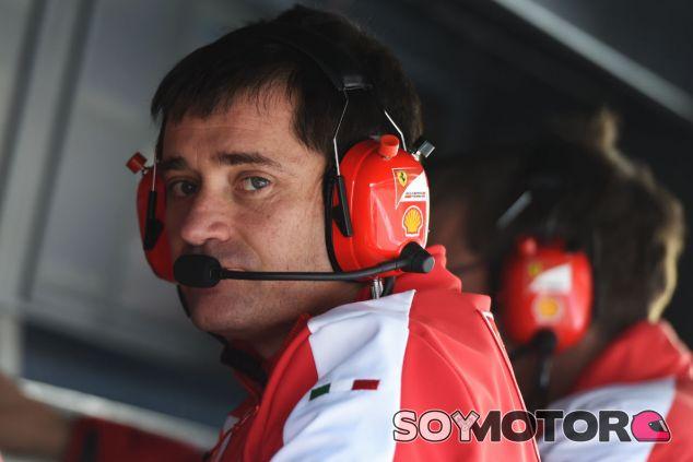 Toni Cuquerella durante un GP en 2015 - SoyMotor