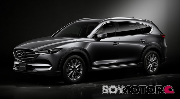 Mazda CX-8 - SoyMotor.com