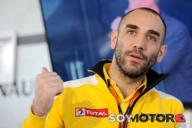 Abiteboul considera la Fórmula 1 el deporte rey - LaF1