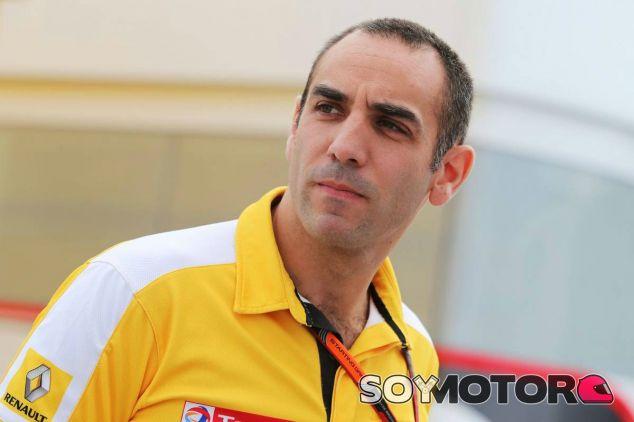 Abiteboul viajó a Caracas para llegar a un acuerdo con PDVSA - LaF1