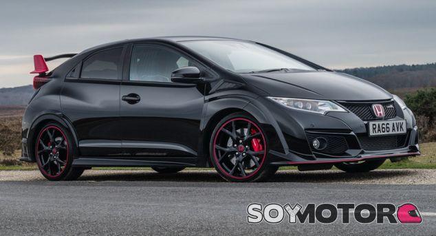 Honda despide el Civic Type R con 100 unidades Black Edition - SoyMotor.com