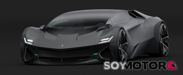 Lamborghini Vega - SoyMotor.com