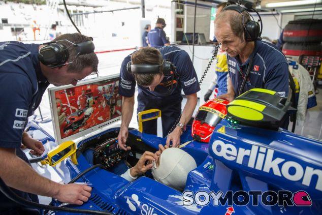 Sauber prepara mejoras pensando en la temporada que viene - LaF1