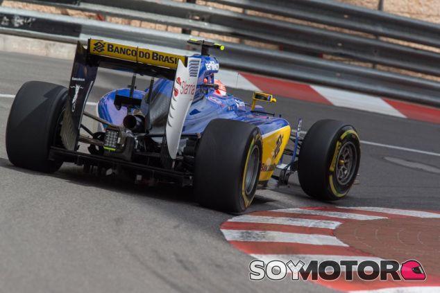 Felipe Nasr en Mónaco - LaF1.es