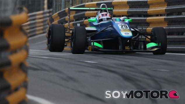 Antonio Félix da Costa en Macao - LaF1