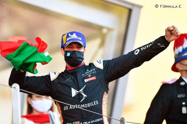 Da Costa se gana la victoria con un adelantamiento magistral  - SoyMotor.com