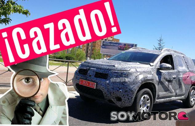 Dacia ha recurrido a Sierra Nevada y otros enclaves españoles para su desarrollo - SoyMotor