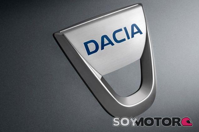 Emblema de Dacia - LaF1